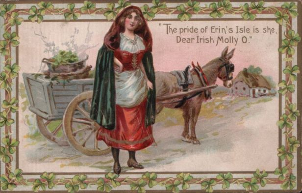 FB Cover St Pats lady