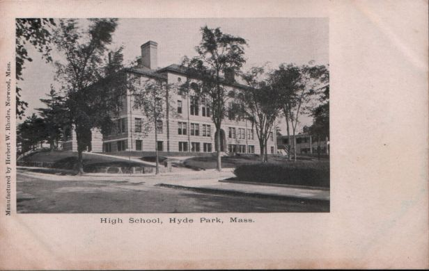 Hyde Park High School