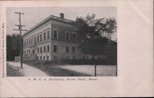 Hyde Park YMCA