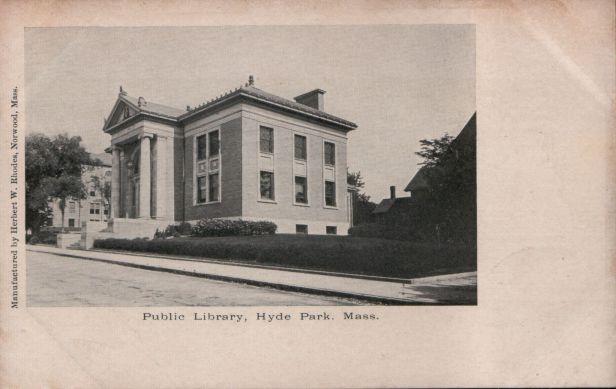 Lib Hyde Park