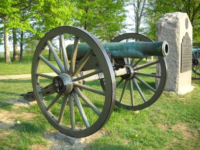 gettys cannon