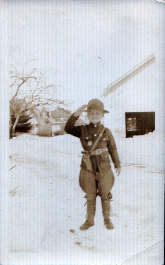 David young uniform