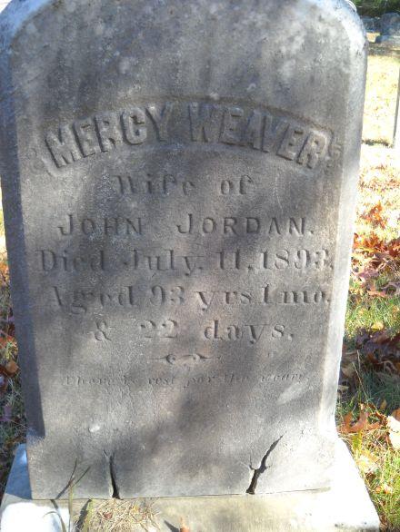 Stone Mercy Jordan