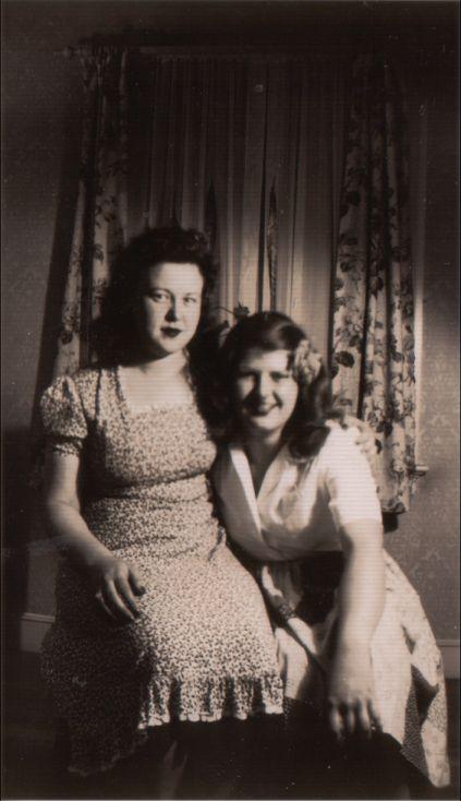 Jane and mom older